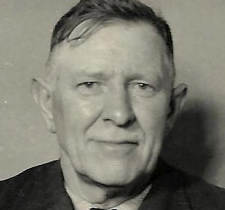 Mijn naamgenoot in 1940.