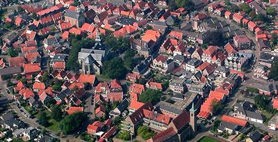 Het centrum van Ootmarsum