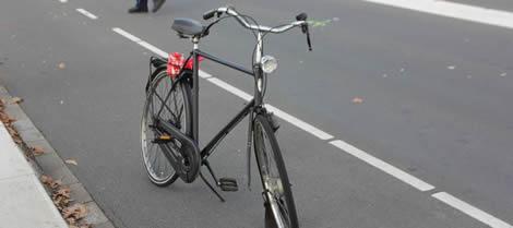 Wie kan er nou niet fietsen?