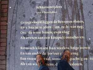 Een gedicht van Bertus Aafjes.
