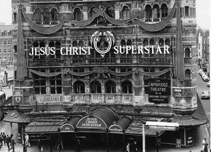 Jesus Christ Superstar rockt in Londen.