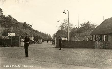 Het Marine Opleiding Kamp in de naoorlogse jaren.